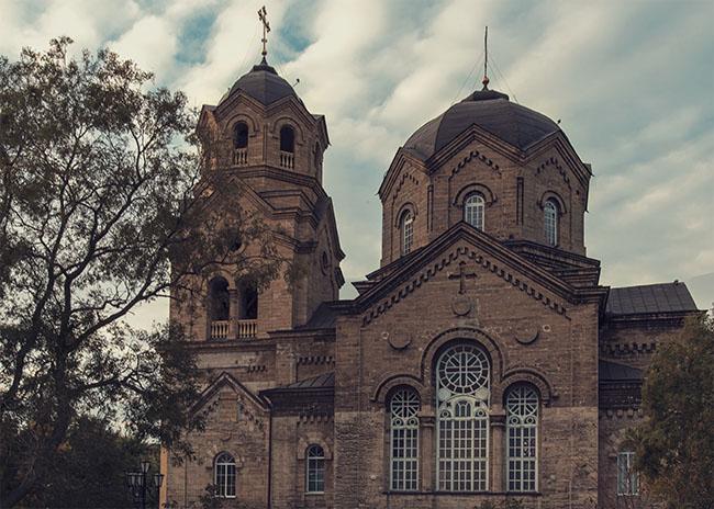 собор, Илья, Евпатория