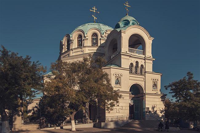 собор, Николай, Евпатория