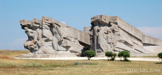 Аджимушкайские каменоломни.