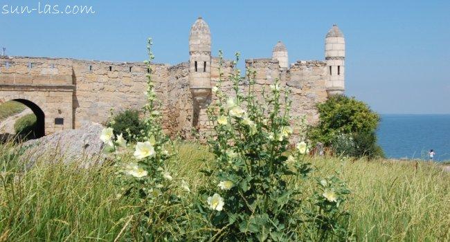 Крепость Ени-Кале
