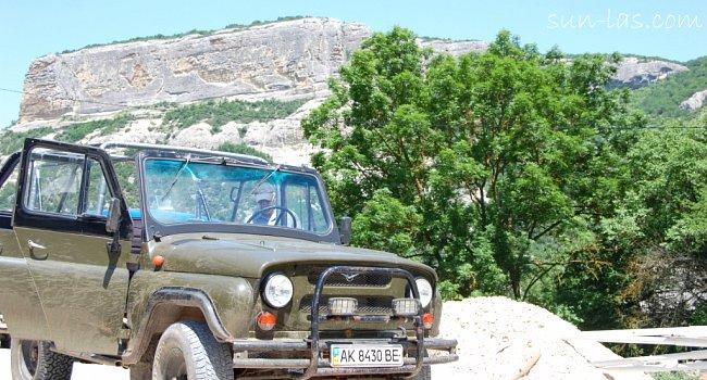 Транспорт Крымских гор