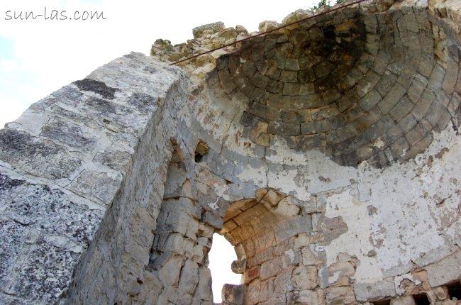 Купол Сюйреньской крепости