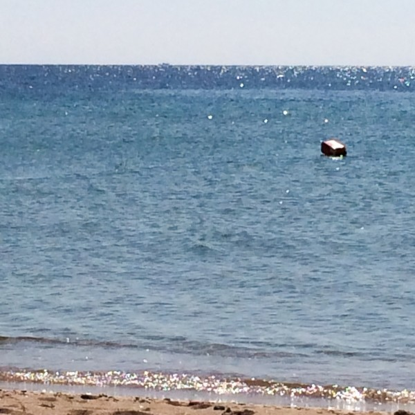 Сторожевые корабли на горизонте. Крым
