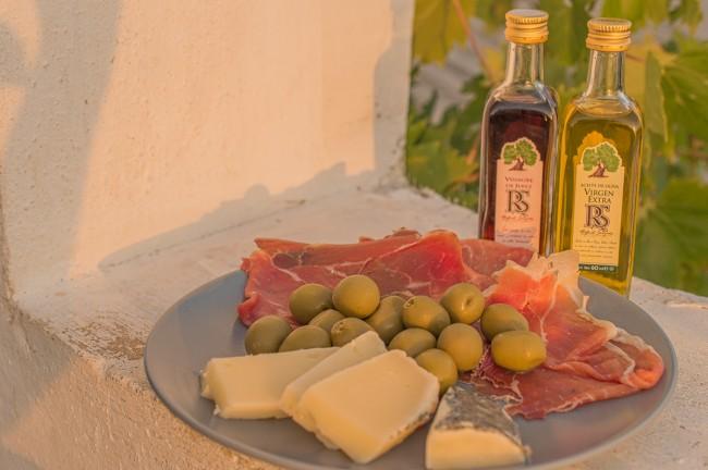 Легкий ужин 7 июля 2014, Заозёрное,  Крым