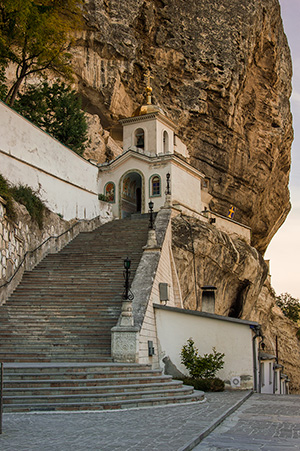 успенский монастырь, бахчисарай