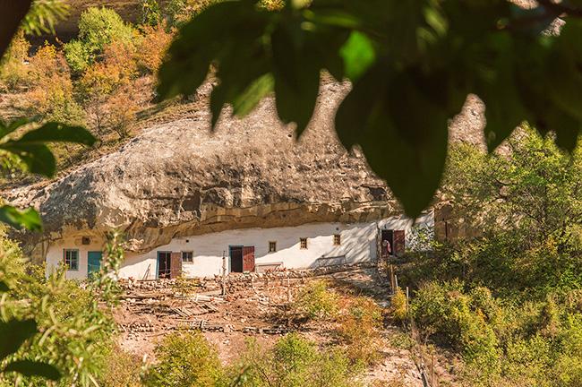 пещерный город, бахчисарай