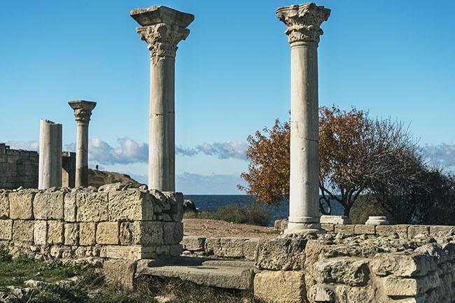 Херсонес, Крым