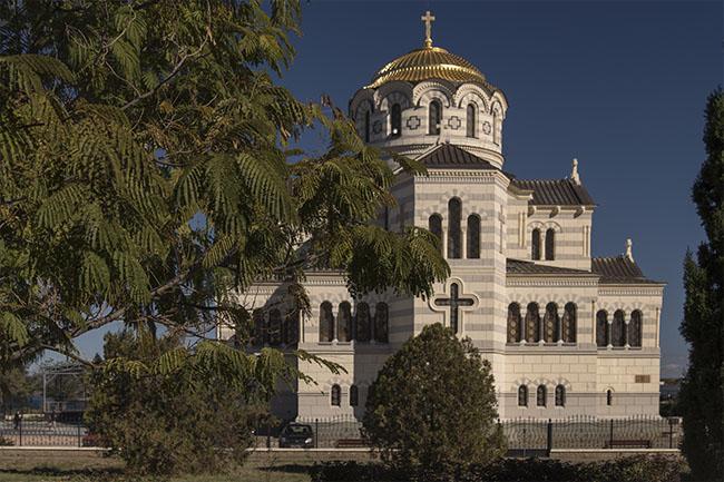 Херсонес, Владимирский собор