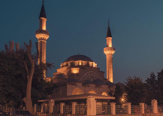 Евпатория, мечеть, Джума Джами
