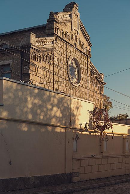 Евпатория, синагога