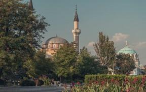 Евпатория, мечеть, собор