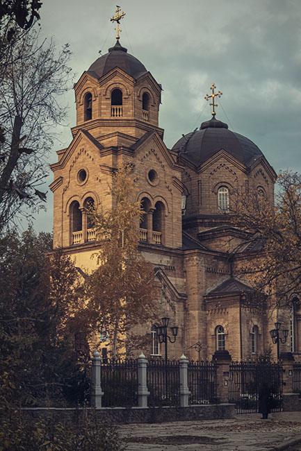 Евпатория, собор, Илья