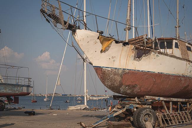 порт, Евпатория