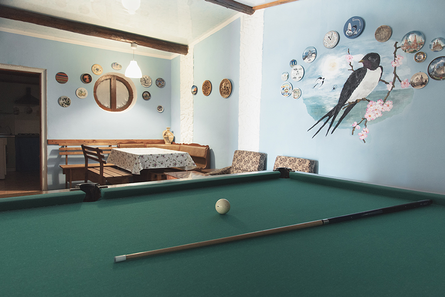 billiard-TV